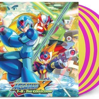 The Mega Man X Series Is Getting A Vinyl Soundtrack
