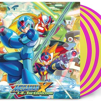 The Mega Man X Series Is Getting A Vinyl Soundtrack