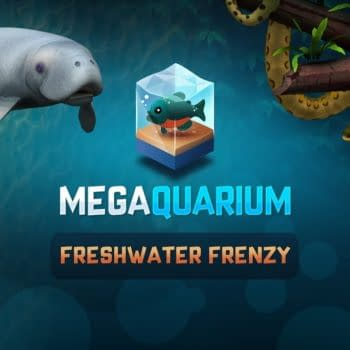 Megaquarium Receives A New DLC Pack Called Freshwater Frenzy