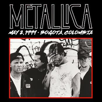 Metallica Mondays Presents Their First Trip To Columbia This Week