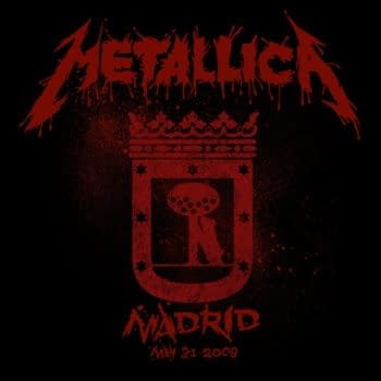 Metallica Mondays Comes To Madrid For This Week's Show