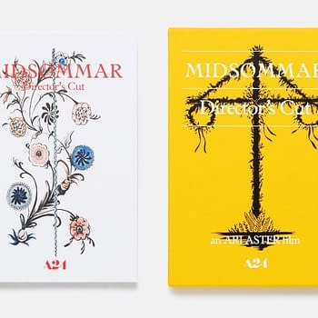 Ari Asters Midsommar Directors Cut Coming From A24 In July