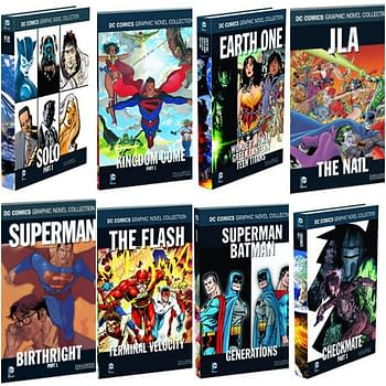 Zavvi Liquidates 50 DC Comics Hardcovers £2.50 Each Run Dont Walk