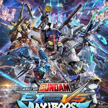 Mobile Suit Gundam Extreme Vs. Maxiboost ON Gets A Release Window