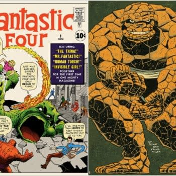 Two New Fantastic Four Posters Drop From Mondo Tomorrow