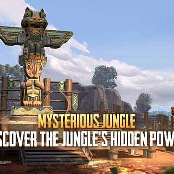 PUBG Mobile Receives A New Mysterious Jungle Update