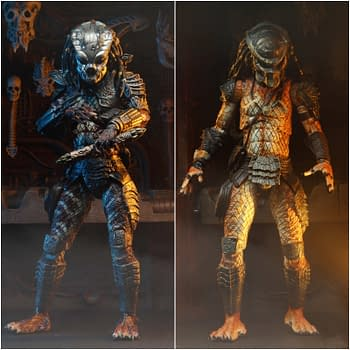 NECA Releasing Two New Predator 2 Figures: Stalker And Guardian