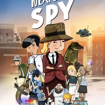 Agathe-Christine: Next Door Spy Review: Fun-Loving Film for Older Kids
