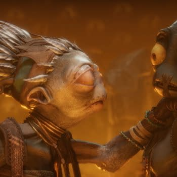 Oddworld: Soulstorm Supercharged Quirkiness Comes to PS5, PS4