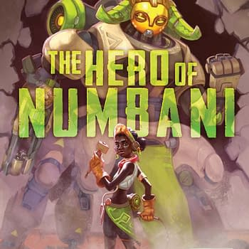 Scholastic Releases A New Overwatch Book Called The Hero Of Numbani