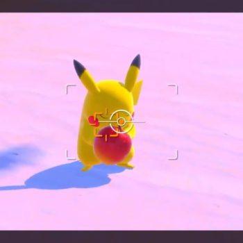 New Pokémon Presents Reveals Snap, Smile, Cafe Mix, GO, and DLC