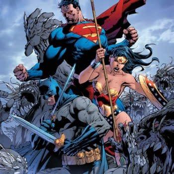 Icons / DC Comics Art of Jim Lee Page 1