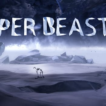 Paper Beast Pixel Reefs VR Exploration Indie Game Coming To PC