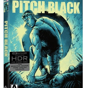 Pitch Black 4K Blu-ray Special Edition Hits In August From Arrow Video