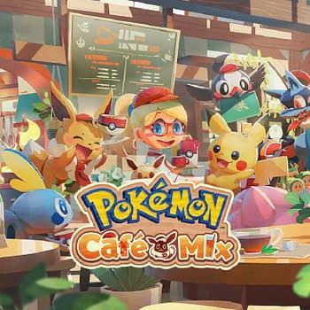 Pokémon Café Mix Is Now Available On Nintendo Switch