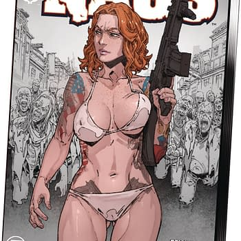 Rags Gets a TPB in Antarctic Press September 2020 Solicitations