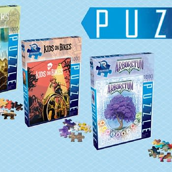 Renegade Game Studios Adding Puzzles To Their Repertoire