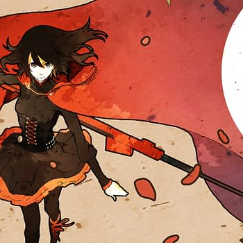 RWBY: The Official Manga From US Anime Series Coming From Viz Media