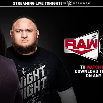 Charly Caruso and Samoa Joe to Host WWE Raw Talk Revival