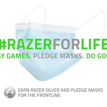 Razer Launches New Effort To Get Face Masks For COVID-19 Relief