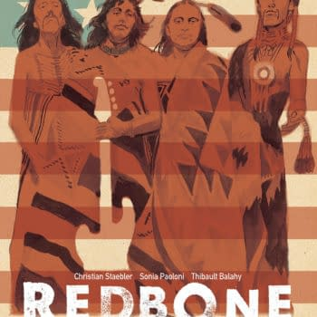 IDW Brings Hendrix, the Doors and GotG into Native American Rock Story