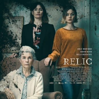 Relic Trailer Makes It The Most Anticipated Horror Film Of The Summer