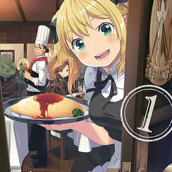 Restaurant to Another World: Yen Press Launches Fantasy Cookery Manga