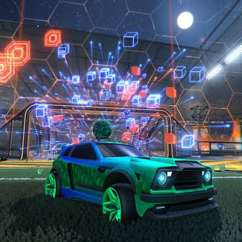 Psyonix Teases A Major Updating For Rocket League In July