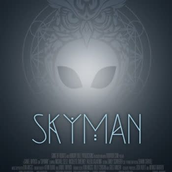 Watch The Trailer For Skyman, Coming To Drive-Ins June 30, VOD July 7