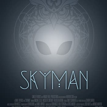 Watch The Trailer For Skyman Coming To Drive-Ins June 30 VOD July 7