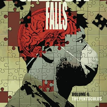 Comic Shops Asked to Destroy Gideon Falls Vol 4 TPB Over Misprint