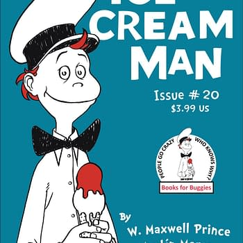 The New Dr Seuss-Style Cover For Ice Cream Man #20