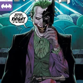 Will The Cover to Batman #93 Cause a Fuss?