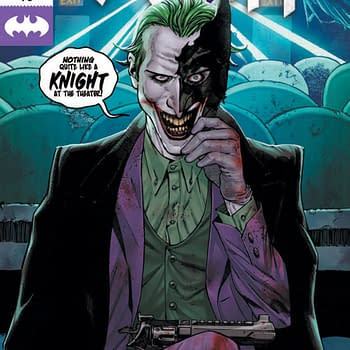 Will The Cover to Batman #93 Cause a Fuss Tomorrow