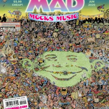 Comic Stores to Get Mad Magazine #13 and #14 on Same Day
