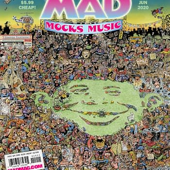 Diamond Comic Stores to Get MAD Magazine #13 and #14 on Same Day