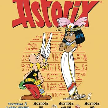Retailers Asked to Hold Asterix Omnibuses For Two More Weeks
