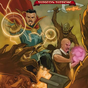 Doctor Strange #6 Returns to Marvel Comics August Schedule