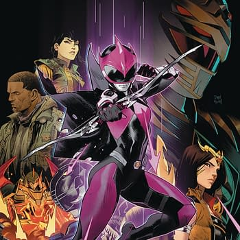 What Is The Big First Appearance in Power Rangers: Ranger Slayer #1