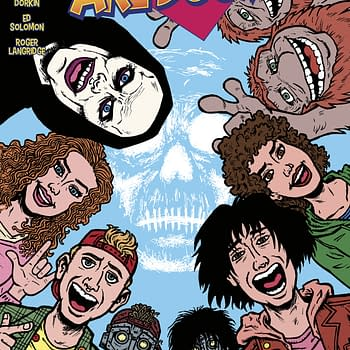 Bill &#038 Ted: Face The Music Gets a Comic Book Prequel With Evan Dorkin