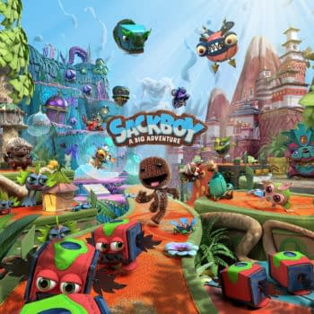 Sackboy: A Big Adventure Is Announced During The PS5 Reveal