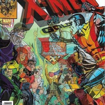 X-Men Gold #13 Lenticular Cover
