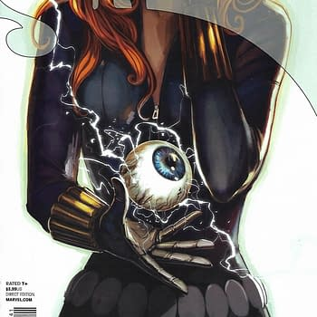 Original Sin #3 1-In-10 Stephanie Hans Variant Cover