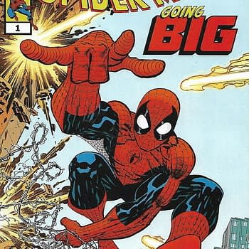 Spider-Man Think Big #1 Main Cover