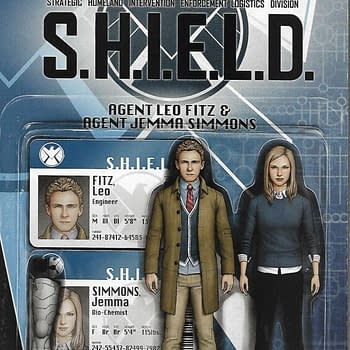 Fury S.H.I.E.L.D. 50th Anniversary #1 Incentive Variant Cover