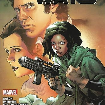 Star Wars (2015) #9 Main Cover