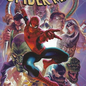 Amazing Spider-Man #33 Walmart Variant Cover