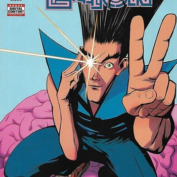 Legion #1 Second Print Variant Cover