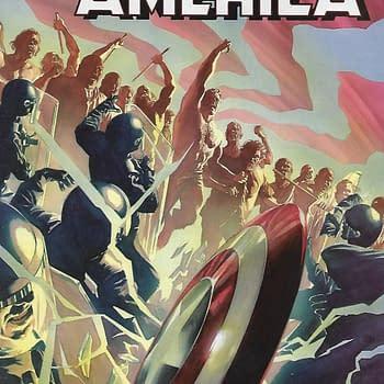 Captain America #10 Main Cover