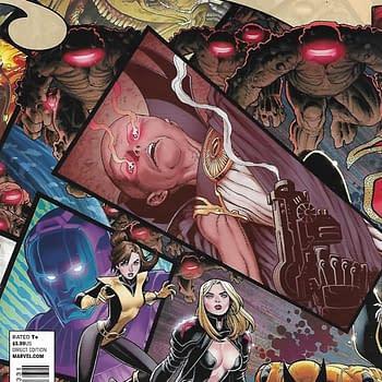 Original Sin #3 Art Adams Incentive Cover